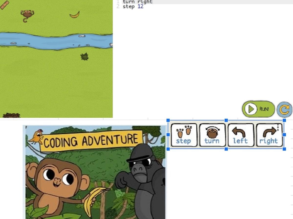 コーディングアドベンチャー(CodeMonkey)の画像