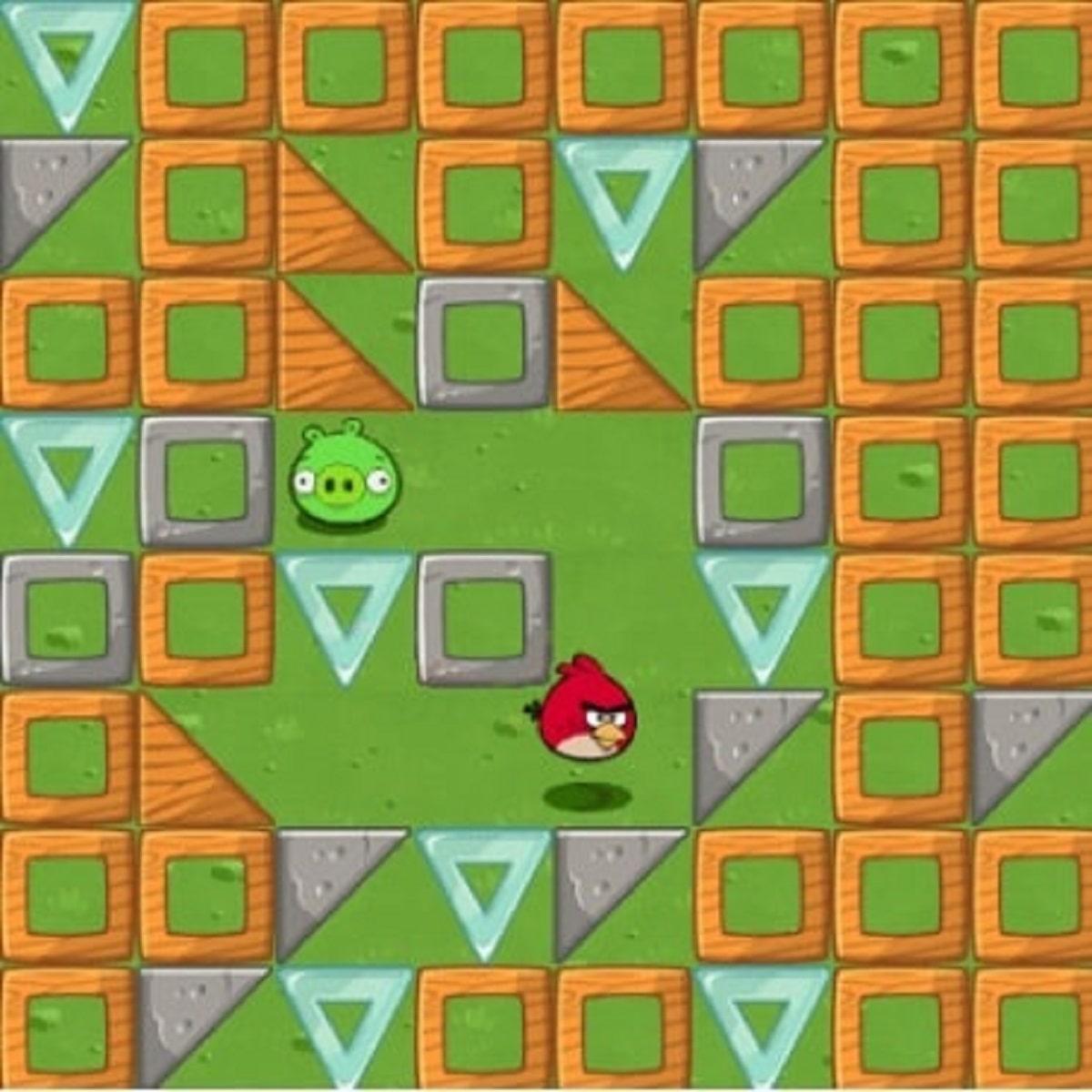 Classic Maze(アングリーバード)の画像
