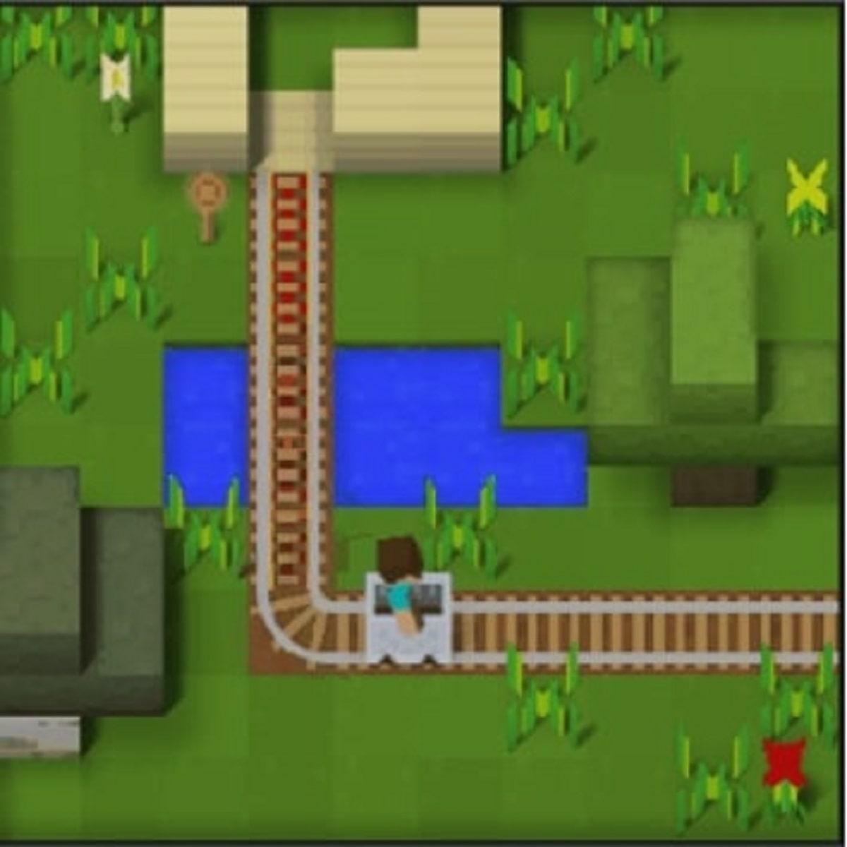 Minecraft アドベンチャーの画像