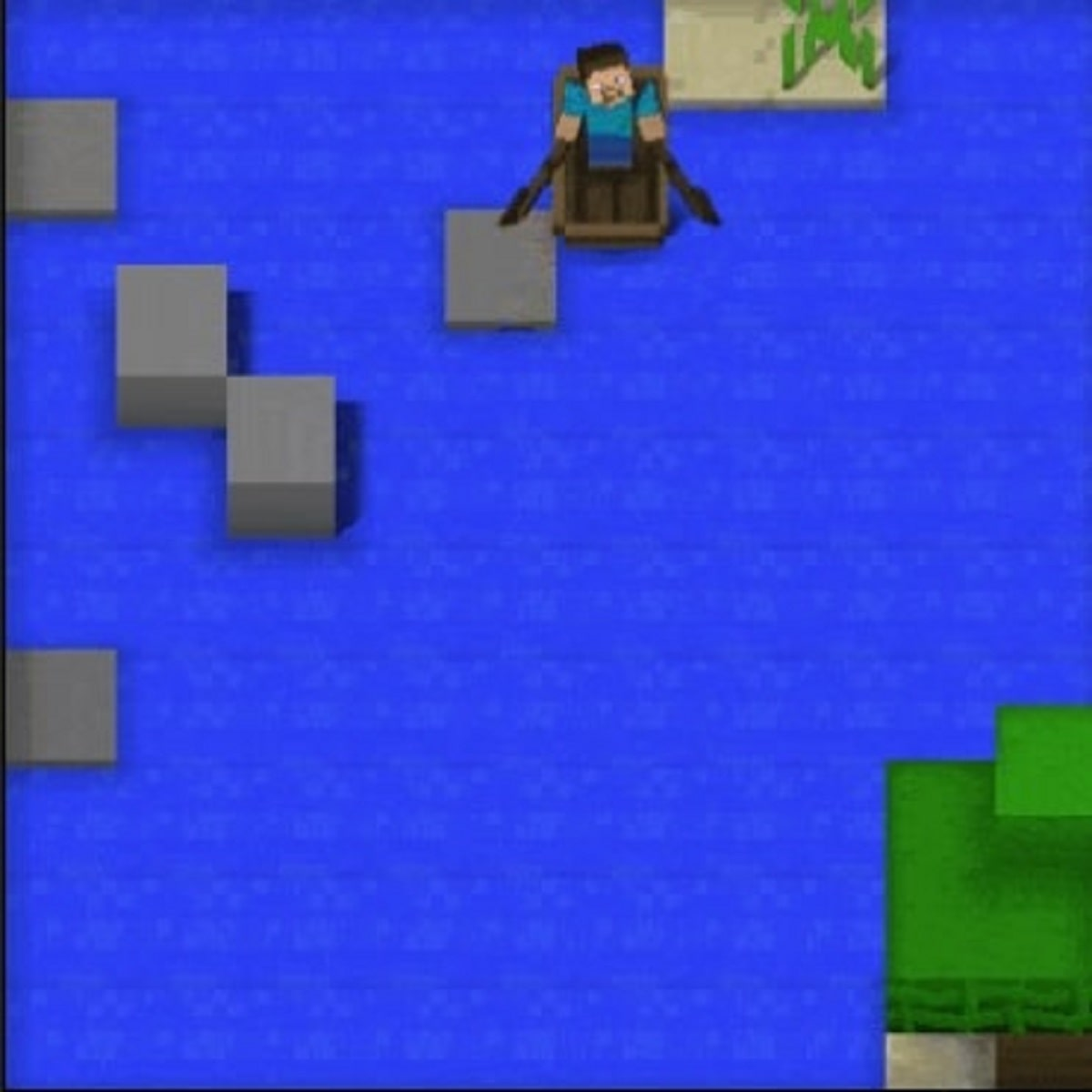Minecraft Voyage Aquaticの画像