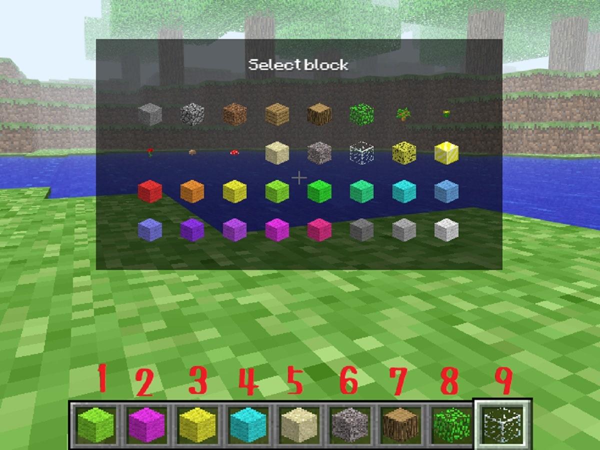 ブロックを選ぶ画像2