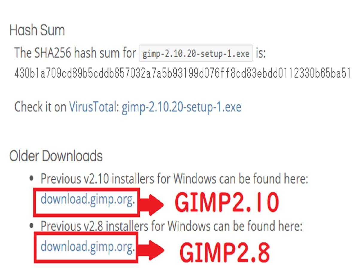 gimp公式サイトの画像3
